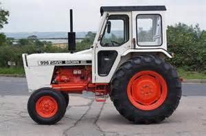 tracteur David Brown 996