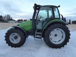 tracteur Deutz-Fahr 105 MK3