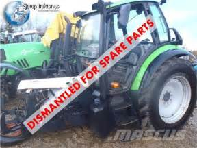 tracteur Deutz-Fahr 106