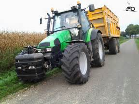 tracteur Deutz-Fahr 150
