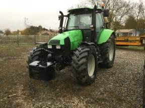 tracteur Deutz-Fahr 165 MK3