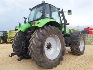 tracteur Deutz-Fahr 260