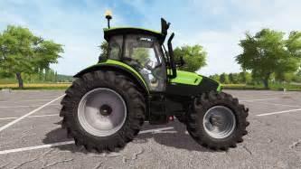 tracteur Deutz-Fahr 5110