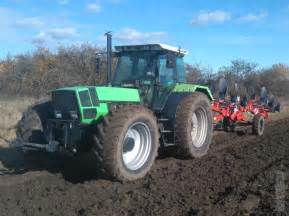 tracteur Deutz-Fahr 6.81