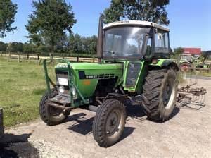 tracteur Deutz-Fahr 6207