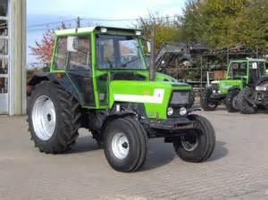 tracteur Deutz-Fahr 7207