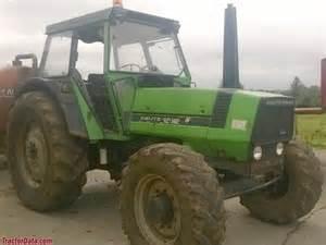 tracteur Deutz-Fahr DX 110