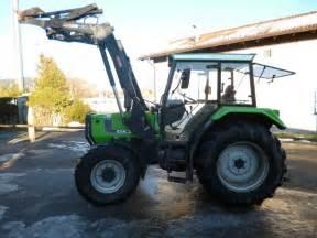 tracteur Deutz-Fahr DX 3.60
