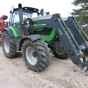 tracteur Deutz-Fahr M620