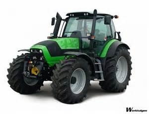 tracteur Deutz-Fahr M640