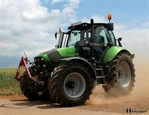 tracteur Deutz-Fahr TTV 620