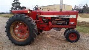 tracteur Farmall 756