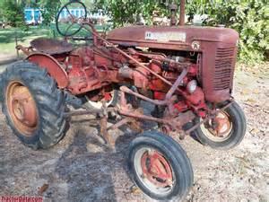 tracteur Farmall SUPER A-1