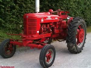 tracteur Farmall SUPER BMD