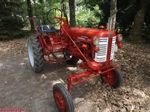 tracteur Farmall SUPER CUB