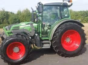 tracteur Fendt 207