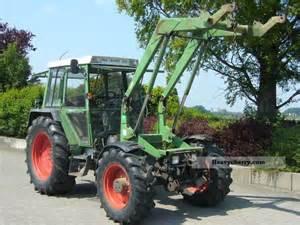 tracteur Fendt 365GTA