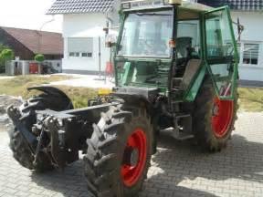 tracteur Fendt 380GTA
