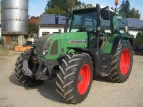 tracteur Fendt 712 VARIO