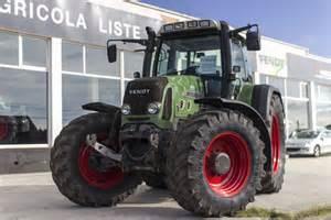 tracteur Fendt 818 VARIO