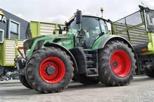 tracteur Fendt 822 VARIO