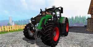 tracteur Fendt 924 VARIO