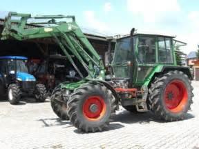 tracteur Fendt F395GT
