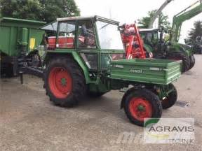 tracteur Fendt F 275 GT