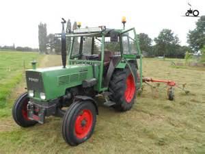 tracteur Fendt FARMER 105LS