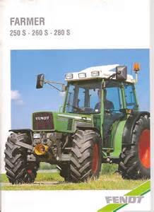 tracteur Fendt FARMER 280S