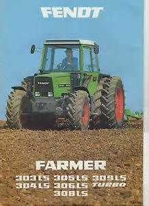 tracteur Fendt FARMER 303LS