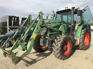 tracteur Fendt FARMER 307C