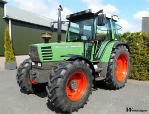 tracteur Fendt FARMER 308