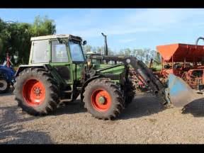 tracteur Fendt FARMER 309LS