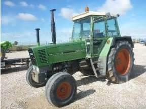 tracteur Fendt FARMER 311LS