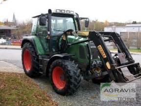 tracteur Fendt FARMER 409 VARIO