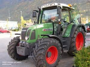 tracteur Fendt FARMER 410 VARIO