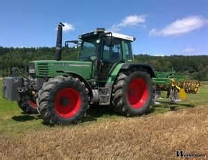 tracteur Fendt FAVORIT 514C