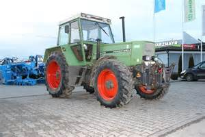 tracteur Fendt FAVORIT 610S