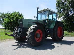 tracteur Fendt FAVORIT 610SL