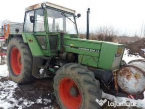 tracteur Fendt FAVORIT 614LS