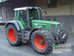 tracteur Fendt FAVORIT 816
