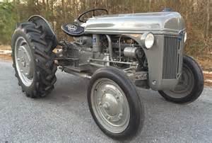 tracteur Ford 2N