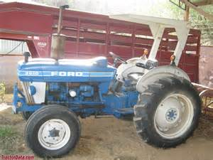 tracteur Ford 3610