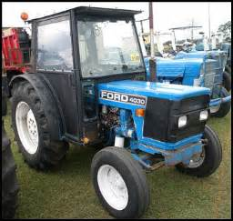 tracteur Ford 4030