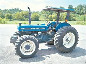 tracteur Ford 4630