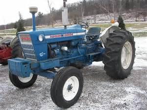 tracteur Ford 5000 DIESEL