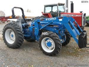 tracteur Ford 5030