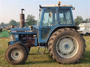 tracteur Ford 5610