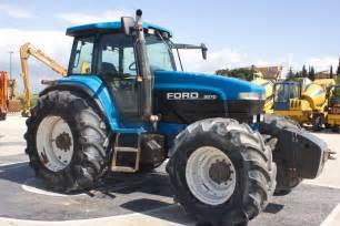 tracteur Ford 8870
